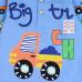 Пижама для мальчиков с начесом (2-6 лет)