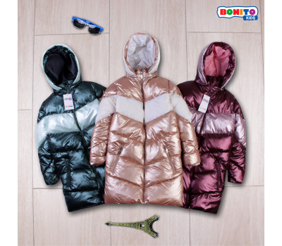 Куртка для девочек (6-9 лет)