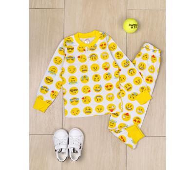 Пижама для мальчиков (2-6 лет)
