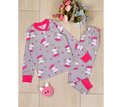 Пижамы для девочек (2-6 лет)
