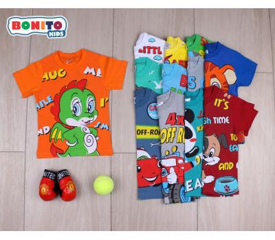 Футболка для мальчиков (1-4 года)