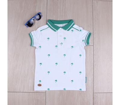 Рубашка поло для мальчиков (3-8 лет)