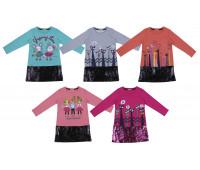 Платье для девочек (5-8 лет)
