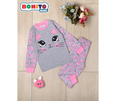 Пижама для девочек (3-7 лет)