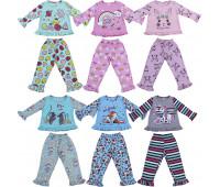 Пижама для девочки (2-5 лет)