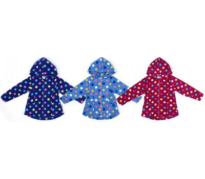 Толстовка для девочек (1-4 лет)