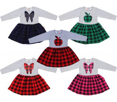 Платье для девочек (2-6 лет)
