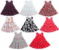 Платье для девочек (2-5 лет)