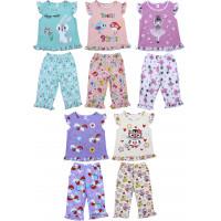Сорочка для девочек (3-7 лет)