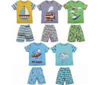Пижама для мальчиков (3-7 лет)