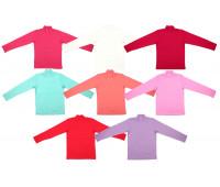 Водолазка для девочки (4-8 лет)