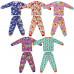 Пижамы трикотажные для девочек (7-10 лет)