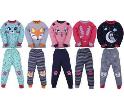 Пижама для девочки (3-7 лет)