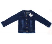 Пиджак для девочек (2-5 лет)