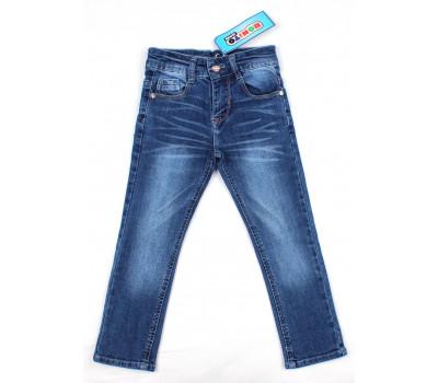 Брюки джинсовые для мальчика (5-9 лет)