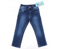 Брюки джинсовые для мальчика (3-7 лет)