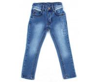 Брюки джинсовые для мальчиков (3-7 лет)